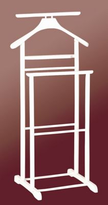 Urbane Designs Furla Valet Stand - White