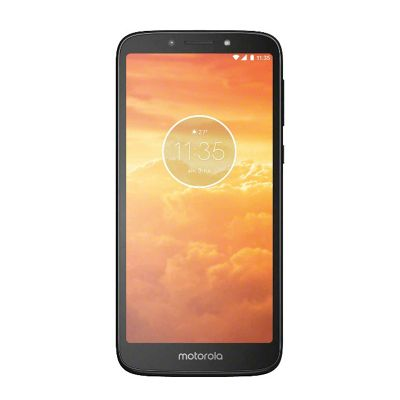 Tesco Mobile Moto E5 Play Black