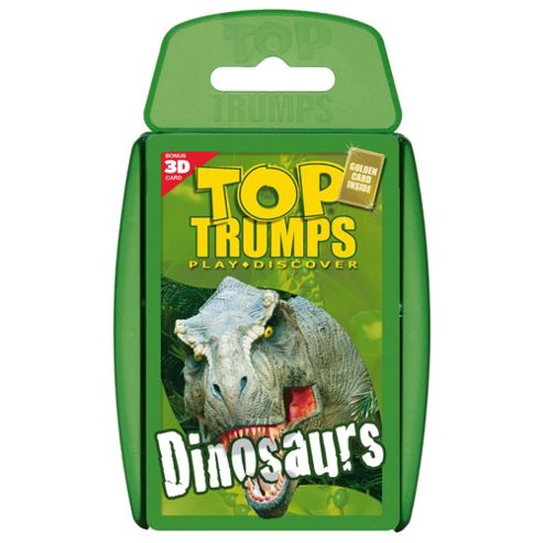 Top Trumps Dinosaur