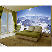Mountain Wall Mural 2.32m x 3.15m