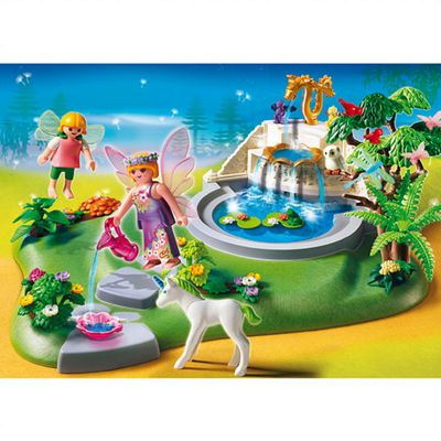 Playmobil 408 Super Set Fairy Fountain