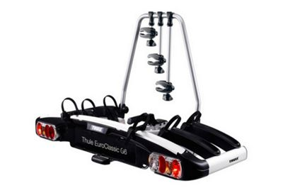 Thule EuroClassic G6 929 Towbar Mounted Bike Carrier for 3 Bikes with 13 pin Electrics