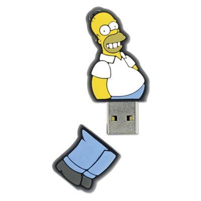 Integral Homer Simpson USB Flash Drive 8GB