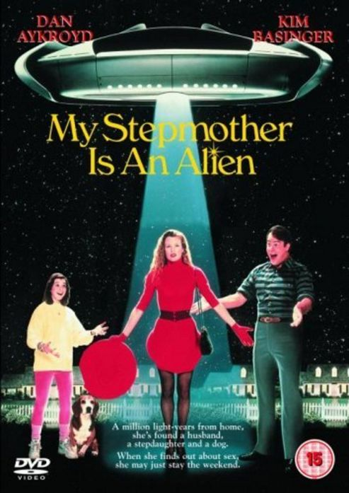 My Stepmother Is An Alien (DVD)