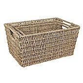 Set of 3 Seagrass Storage Baskets