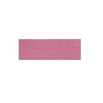 Essential Trimmings Polycotton Bias Binding, 2.5m x 12mm, Peach