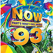 Various Artists Now That'S What I Call Music! 93 2CD