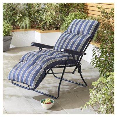 Buy Culcita Padded Relaxer Sun Lounger From Our Sun