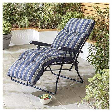 Culcita Padded Relaxer Sun Lounger Catalogue Number 217 8757