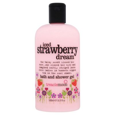 Treaclemoon Iced Strawberry Dreams Special Edition Bath & Shower Gel