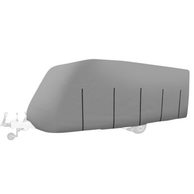 Caravan Cover - fits caravans between 5M - 5.8M (17' - 19') length