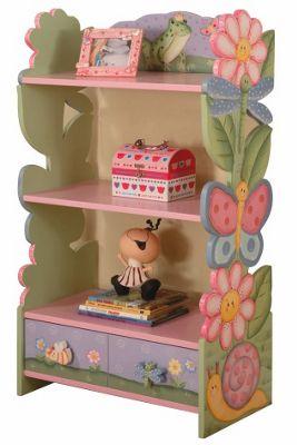 Fantasy Fields By Teamson Magic Garden Bookcase