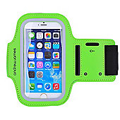 Andrew James Large Smartphone Running Armband In Green