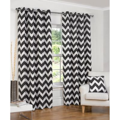 orange shower curtains and curtain black chevron