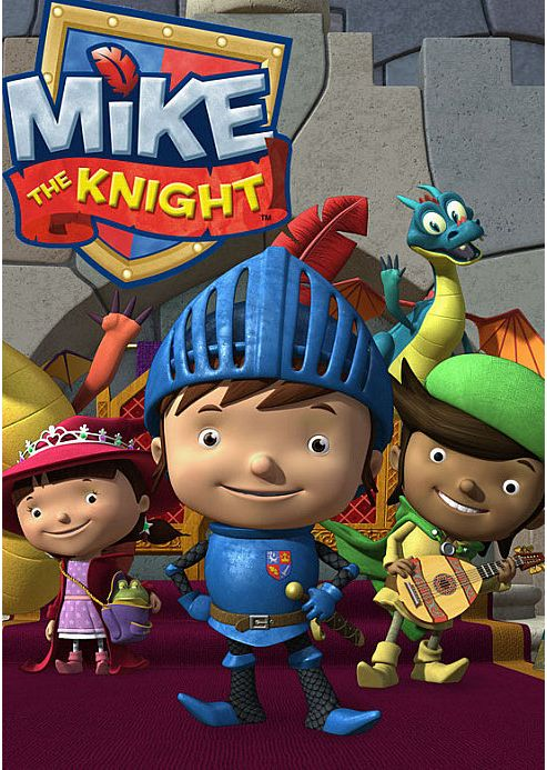Mike The Knight - Knight In Training (DVD)