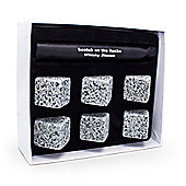 Mixology Collection Granite Whisky Stones, Set of 6