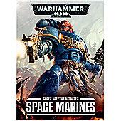 Warhammer 40,000 Codex Adeptus Astartes Space Marines Book