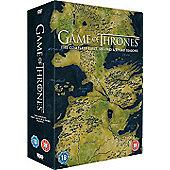 Game Of Thrones Season 1-3 (DVD Boxset)