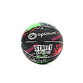 Optimum Street Mini Basketball Ball