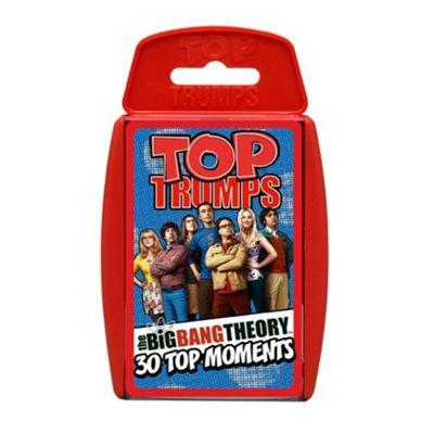 Top Trumps The Big Bang Theory Cards