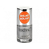 Technic Silver Holographic Limited Edition Nail Polish 8ml