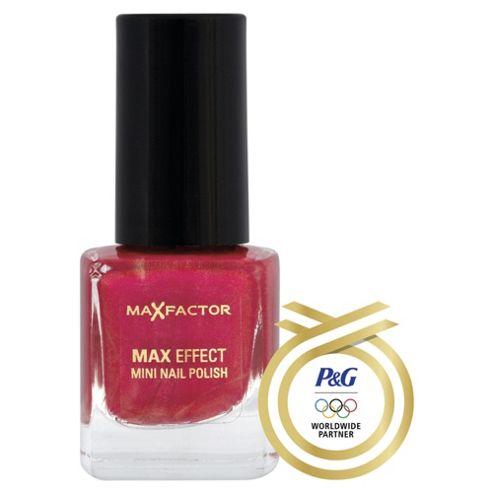 Max Factor Max Effect Mini Nail 12 Diva Pink