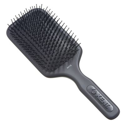 Kent Extra Large Phine Pin Cushioned Base Hair Brush - AH7 Grey