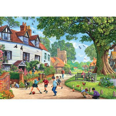 Brenchley Village - 1000pc Puzzle