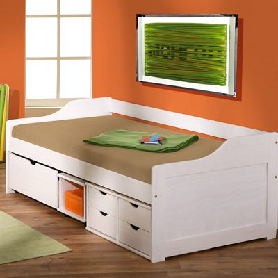 Aspect Design Floro Storage Bed Frame