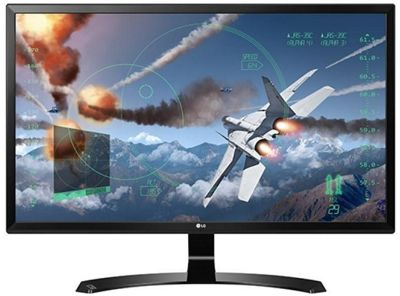 LG 27 27UD58 4K IPS LED FreeSync Monitor