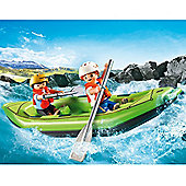 Playmobil Summer Fun Whitewater Rafters
