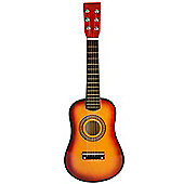 "Music Zone 23"" Wooden Acoustic Guitar - Sunburst"