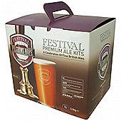 Festival 40 Pint Beer Kit - Pilgrims Hope Bitter
