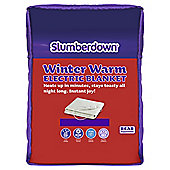 Slumberdown Electric Blanket, King