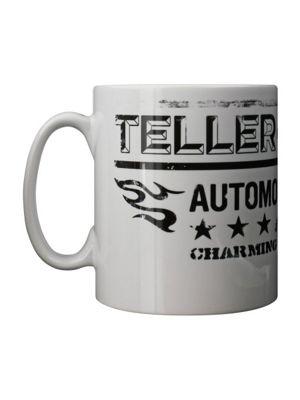 Sons of Anarchy Teller Morrow SoA 10oz Ceramic Mug