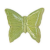 Green Butterfly Wall Ornament