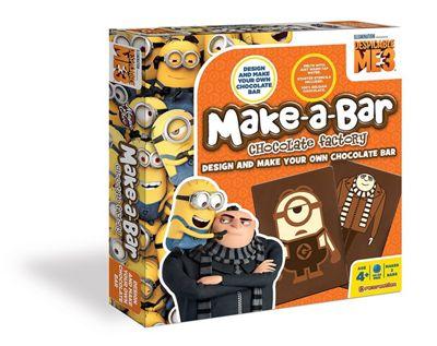 Make-A-Bar Chocolate Factory