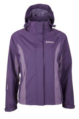 Gust Womens Waterproof Raincoat Rain Shower Proof Anorak Mac Rain Coat Jacket