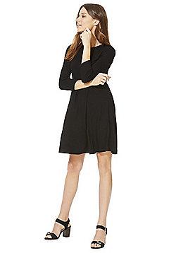 F&F Swing Dress - Black