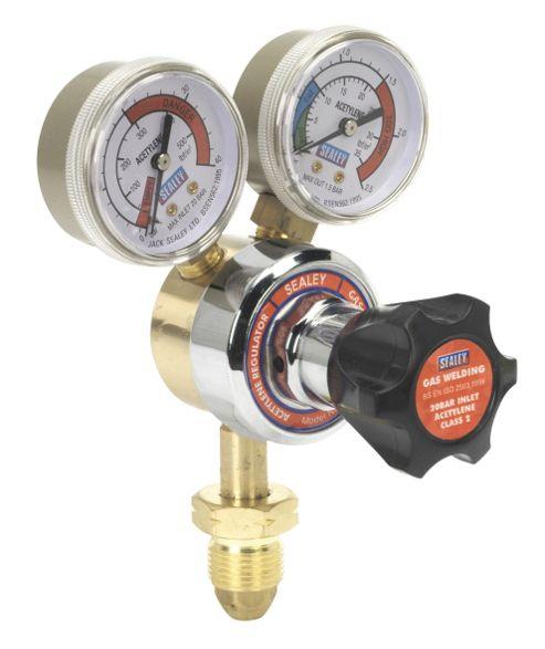 Sealey SGA4 - Acetylene Regulator