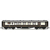 Hornby Coach R4486 Pullman 3Rd Class Kitchen Car No 61