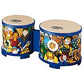 Remo Rhythm Club Bongo Drums