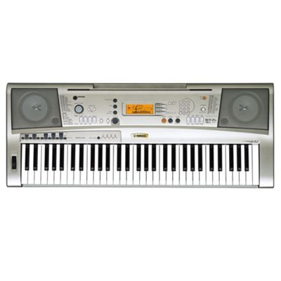 Yamaha PSR-A300 Arabic and Oriental Keyboard Silver