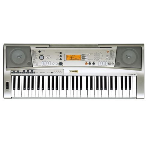 Yamaha PSR-A300 Arabic and Oriental Keyboard Silver