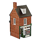 Hornby Skaledale R9763 Off Your Head Hairdressers - Oo Gauge Buildings