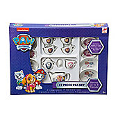 Paw Patrol 17 Piece Miniature Tea Set