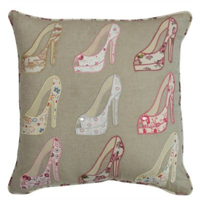 Heels Cushion - Beige