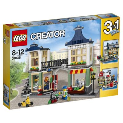 LEGO Creator Toy Grocery Shop 31036
