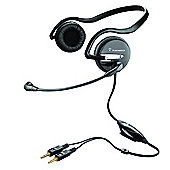 Plantronics .Audio 345 Wired Stereo Headset - Behind-the-neck - Ear-cup