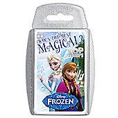 Top Trumps - Disney Frozen Card Game